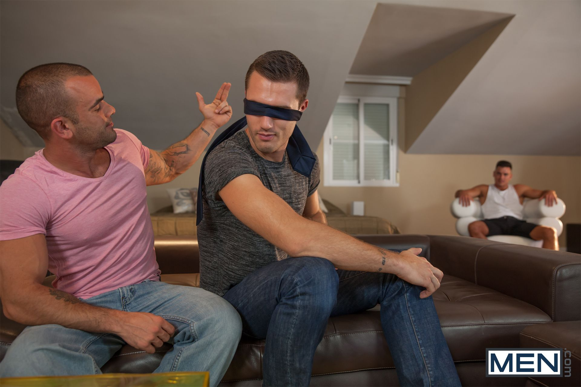 Damien Crosse Paddy OBrian Theo Ford CM-2