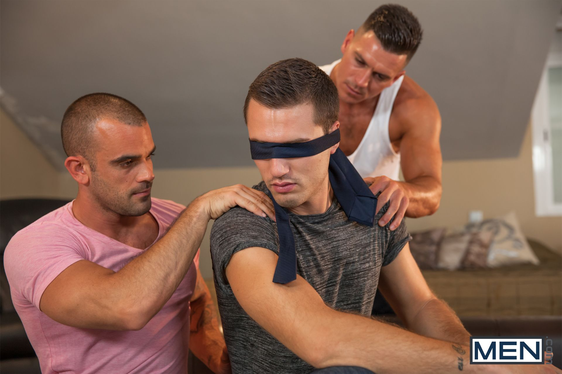 Damien Crosse Paddy OBrian Theo Ford CM-3