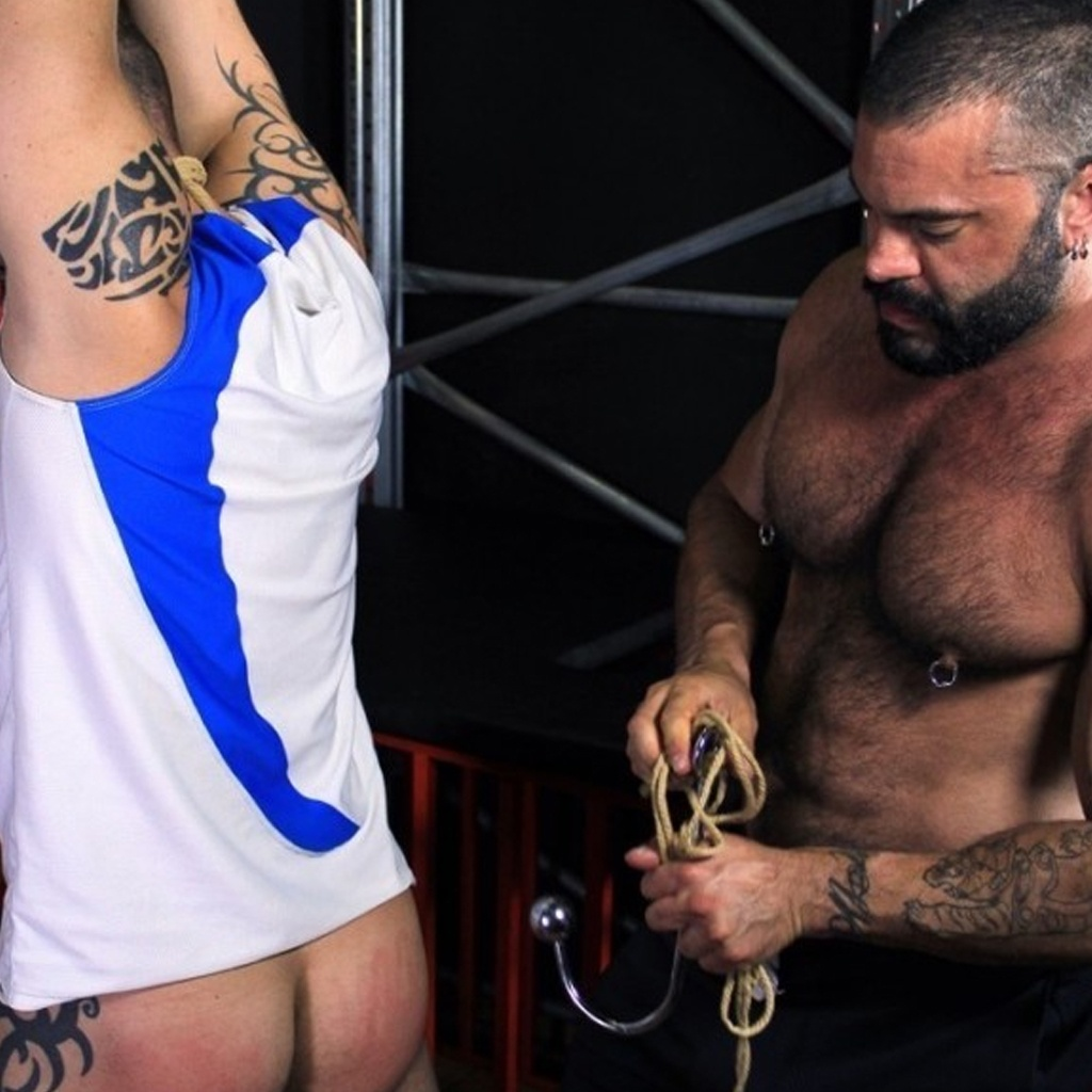 Rogan Richards Isaac Eliad cruising MADRID 2