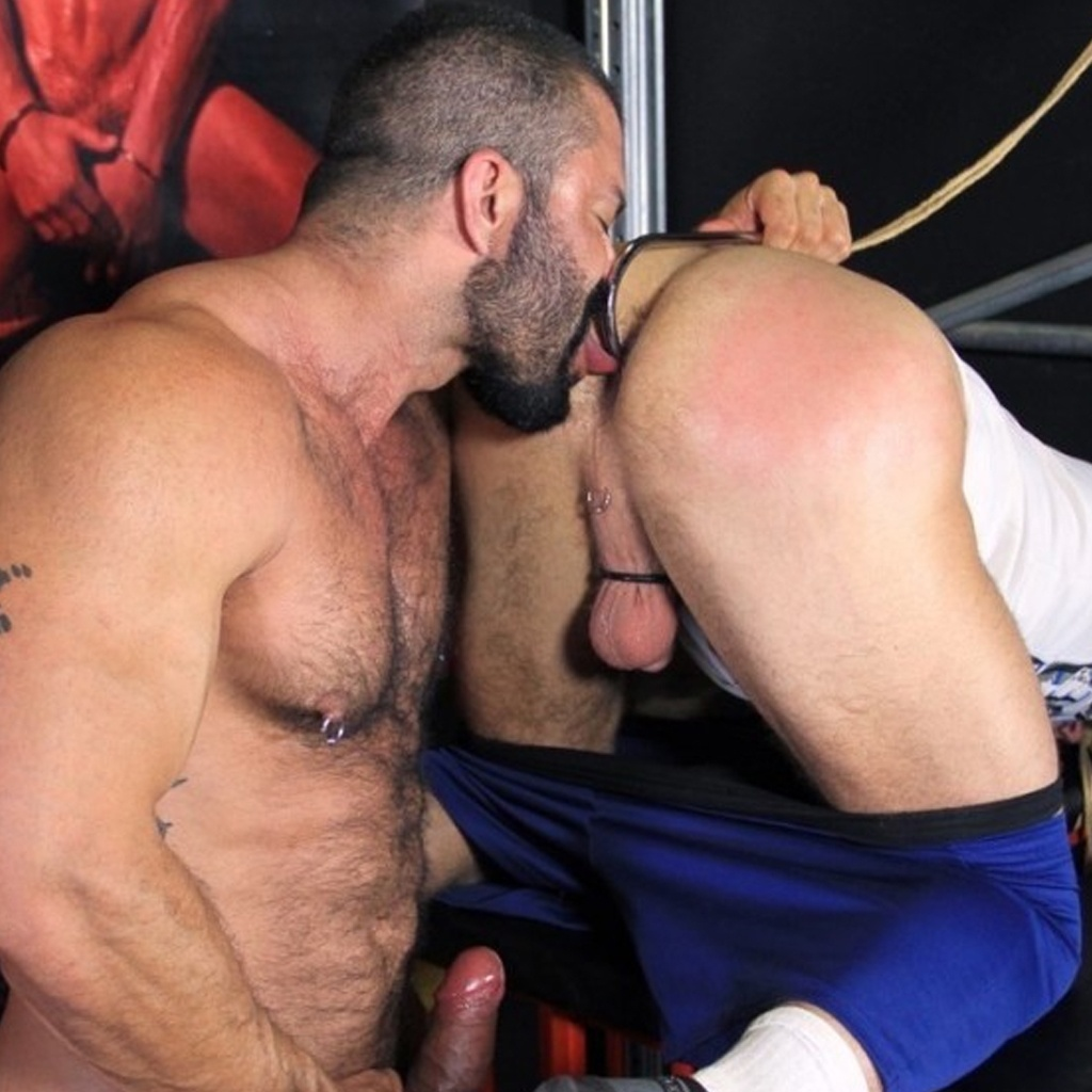 Rogan Richards Isaac Eliad cruising MADRID 5