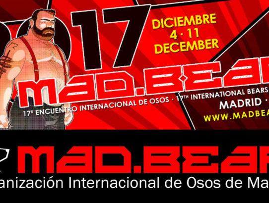Eventos Madrid MAD BEAR 2017 cruising MADRID