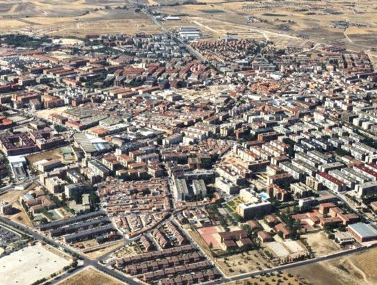 Madrid Sur Parla cruising MADRID
